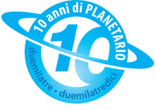 Planetario del Parco 2013