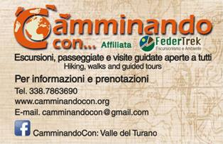 CamminandoCon: Valle del Turano