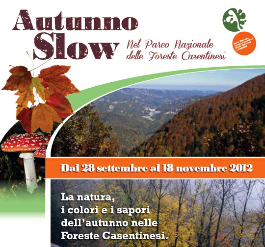 Autunno Slow
