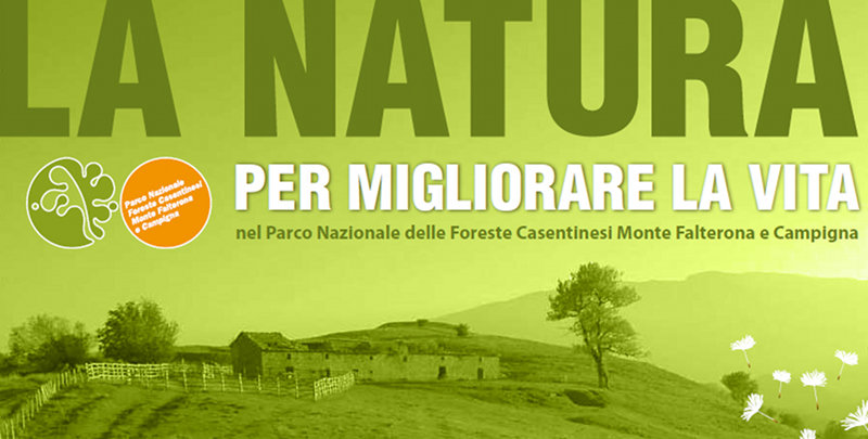 La Natura per migliorare la vita