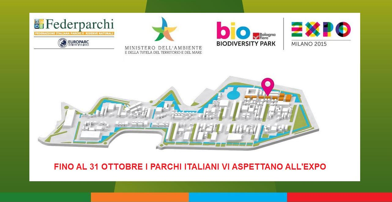 Federparchi a Expo 2015